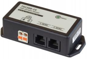 Teracom: TSC200-15 - 1-Wire Sensor für Gleich- / Wechselströme