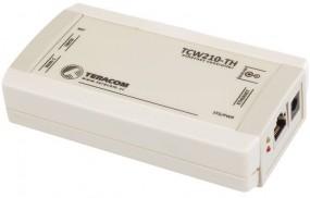 Teracom: TCW210-TH - Datenlogger für Temperatur und Feuchte