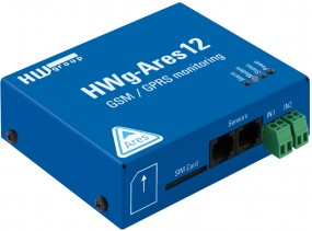 HW group: HWg-Ares 12 - GSM / GPRS Monitoring
