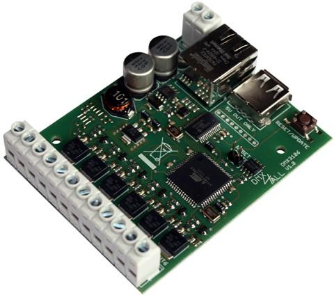 DMX4ALL | ArtNet-LED-Dimmer 6 / 6R  | egnite Shop