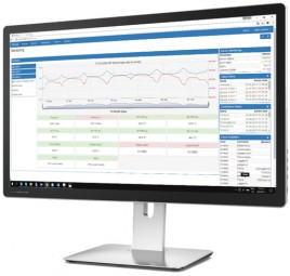 Teracom: TC Monitor-100 - Monitoring-Software
