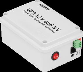 HW group: UPS 12 V and 5 V - Backup-Stromversorgung