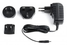 HN Electronic - Micro-USB-Steckernetzteil 5 V/DC, 2 A