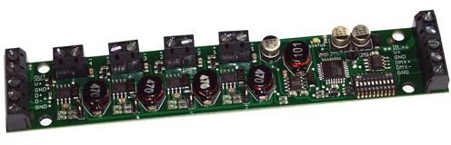 DMX4ALL | DMX-LED-Dimmer 350/750 mA | egnite Shop