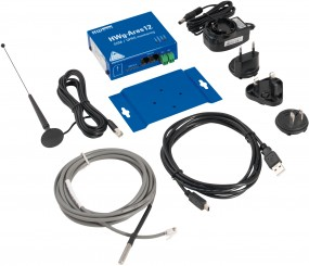 HW group: HWg-Ares 12 TSet - GSM / GPRS Monitoring