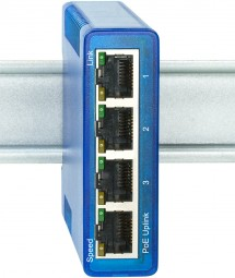 W&T - Ethernet Switch Industry, 4 Port