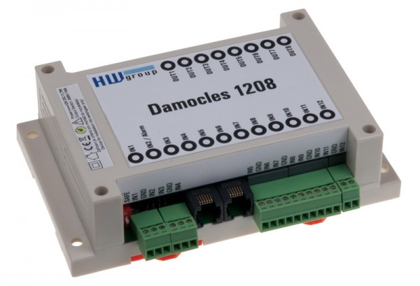 Damocles 1208 Set