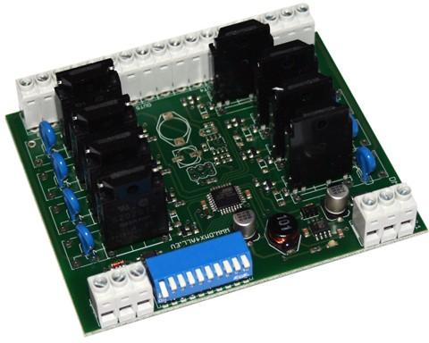 DMX4ALL | DMX-Relais-Interface 8 SSR | egnite Shop
