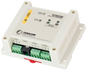 Teracom: TCW220 - Ethernet Datenlogger