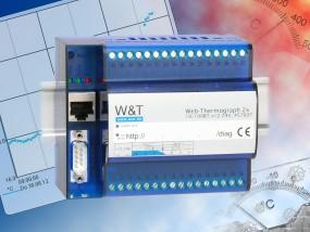W&T - Web-Thermograph 2x Pt100/Pt1000