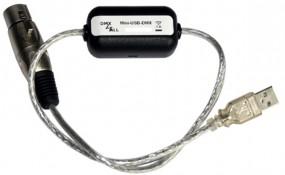 DMX4ALL - Mini-USB-DMX Interface