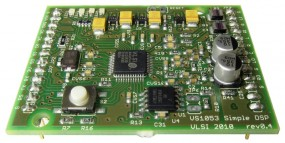 VLSI - VS8053 Simple DSP Board