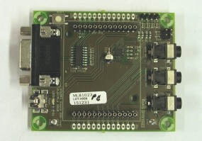 VLSI - Simple DSP Host Connector Board