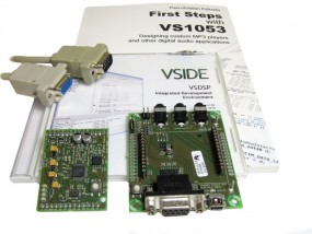 VLSI - VS1053 Simple DSP Professional Kit