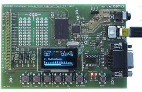 VLSI - VS1000 Developer Board
