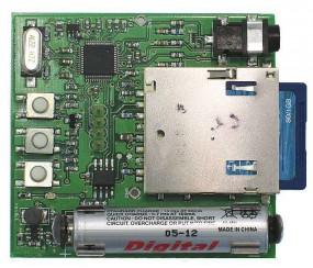 VLSI - VS1003 SD Card Mini Player