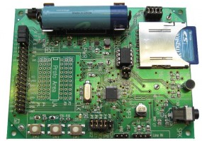 VLSI - VS1063 Prototyping Board