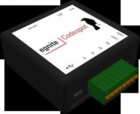 egnite - Codespot Pro Installer Kit