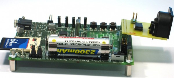 VS1103 Prototyping Board