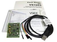 VLSI - VS1053 Simple DSP Starter Kit