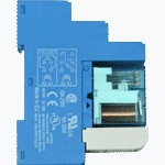 W&T - Coupling Relay 1x Changeover 230V