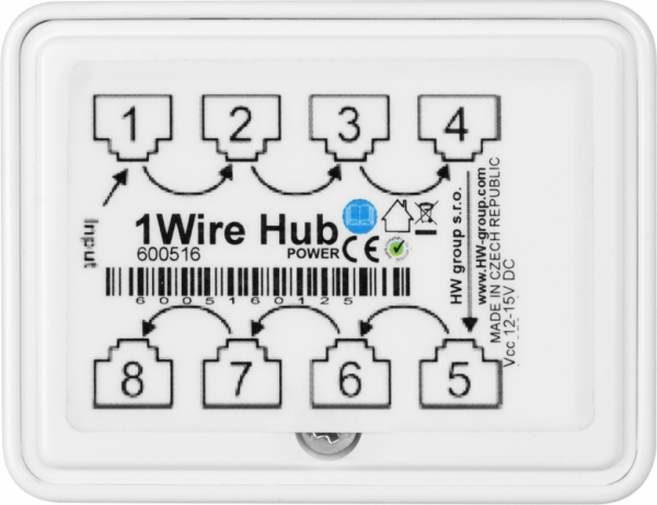 1-Wire Hub Power