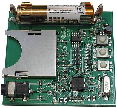 VS1103B-L SD Card Mini Player