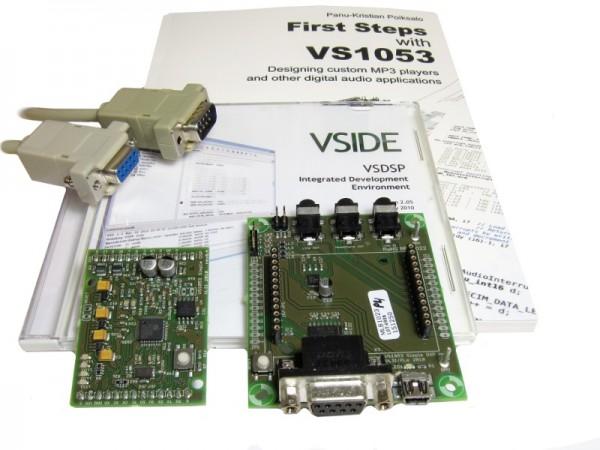 VS8053 Simple DSP Professional Kit