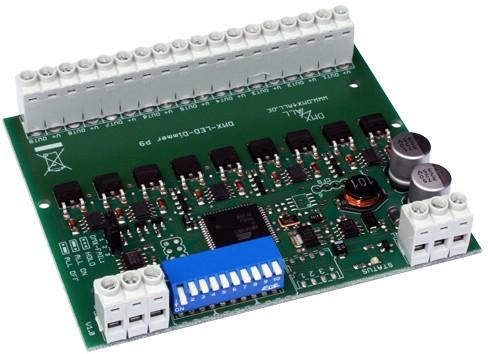 DMX4ALL - DMX-LED-Dimmer P9
