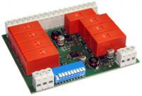 DMX4ALL - DMX-Relais-Interface 8