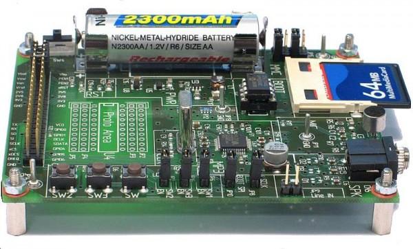VS1003 Prototyping Board