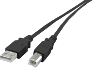 USB 2.0 cable, A to B, 1,8 m