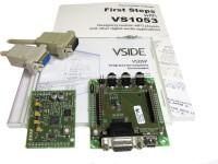 VLSI - VS8053 Simple DSP Professional Kit