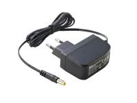 Plug-in Power Supply 12 VDC 1 A (EU)