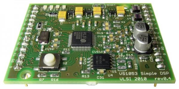VS1053 Simple DSP Board