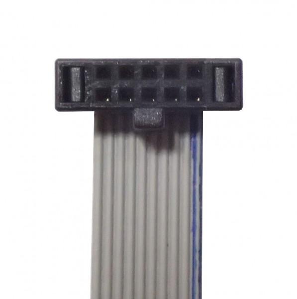 """IDC ribbon cable, 0.05"""", 10 pin"""""""