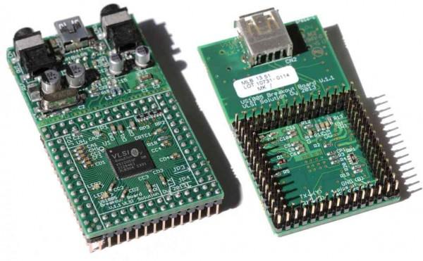 VS1005 Breakout Board