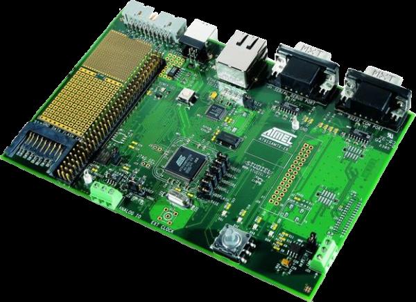 SAM7X-EK (AT91SAM7X-EK)