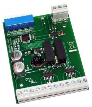DMX4ALL - DMX-DSI/DALI-Interface 8