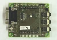 Simple DSP Host Connector Board